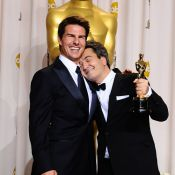 Oscars 2012 - Tom Cruise, Meryl Streep, Jean Dujardin: les stars perdent la tête
