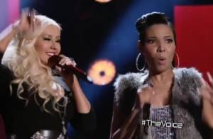 The Voice US : L'incroyable coup de coeur de Christina Aguilera