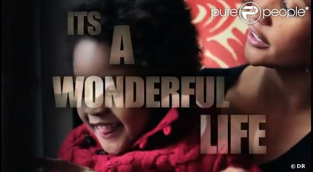 Lyrics Vidéo de Wonderful Life, d'Estelle