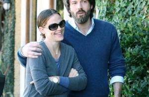 Jennifer Garner et Ben Affleck : Le prénom de leur fils révélé