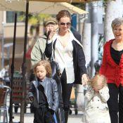 Angelina Jolie : virée avec ses jumeaux et fast-food pour contrer les critiques