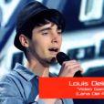 Louis interprète Video Games de Lana Del Rey dans The Voice