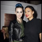 Katy Perry, Rosario Dawson, Mélanie Thierry, soirée émotion chez Saint Laurent