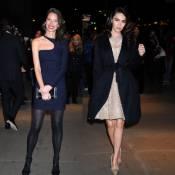Megan Fox en concurrence pour briller avec le top Christy Turlington