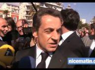 Nicolas Sarkozy : Quelque peu agacé par ses militants, il perd patience...