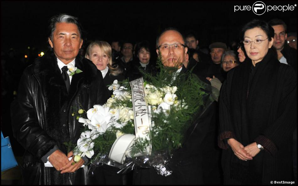 Du Takada Komatsu Et Sa En Japon L'ambassadeur Kenzo France Ichiro ARwFw
