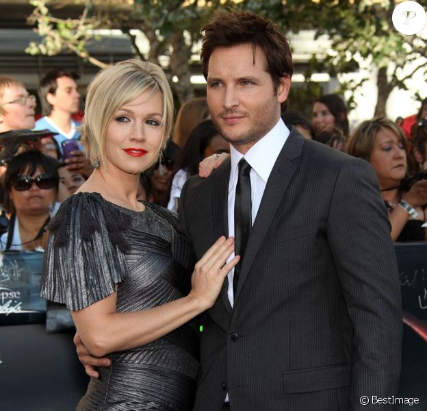 Jennie Garth et Peter Facinelli en juin 2010.