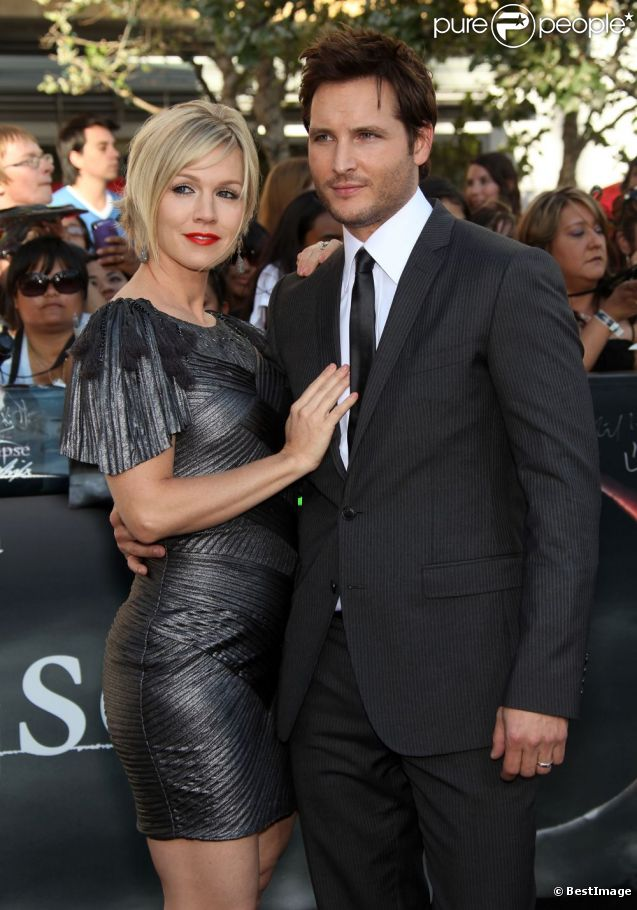 Peter Facinelli couple