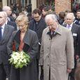 En visite officielle à Aalste le 14 mars 2012, le roi Albert II et la reine Paola de Belgique ont observé une minute de silence au lendemain de la tragédie de Sierre survenue la veille, avant d'aller soutenir les familles des victimes à l'aéroport militaire de Melsbroek, avant leur départ pour la Suisse.
