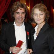 Jean-Michel Jarre et Charlotte Rampling : superbes retrouvailles en famille