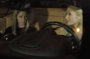 Paris Hilton et sa soeur Nicky : A la sortie d'un club, une bagarre éclate...