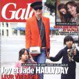 Couverture du magazine Gala, en kiosques le 21 mars 2012