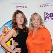 Charlotte de Turckheim et sa fille Julia Piaton, complices dans Mince alors !