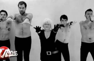 Madonna : Yann Barthès singe le clip de Girl Gone Wild