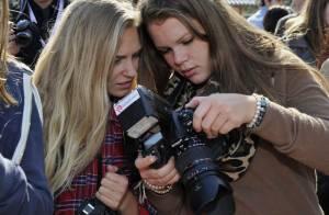 Camille Gottlieb : Paparazzo en herbe, la fille de Stéphanie mitraille Albert