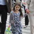 Katie Holmes et sa maman emmènent Suri s'amuser au Chelsea Piers à New York, le 23 mars 2012