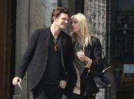 Anja Rubik et son mari Sasha Knezevic : tendre balade à Paris pour les deux tops