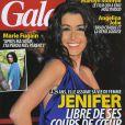 Marie Fugain et Jenifer en couverture de  Gala , en kiosques le 28 mars 2012.