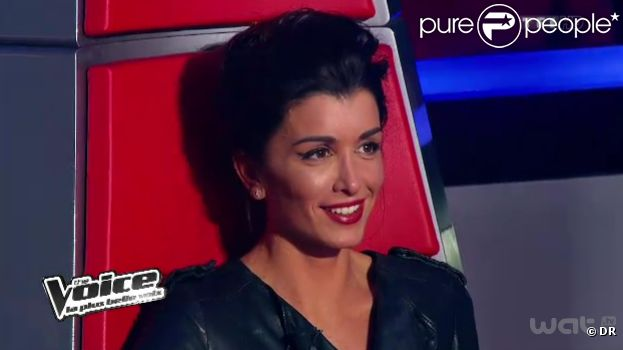 Jenifer, coach de The Voice