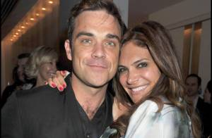 Robbie Williams, aux anges, révèle le sexe de son futur bébé