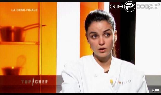 Tabata quitte l'aventure Top Chef le lundi 2 avril 2012 sur M6