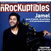 Jamel Debbouze : ''Votez Hollande, directement au premier tour''