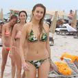 Whitney Port profite du bon temps en Floride avec quelques amis