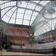 La soirée des 20 ans de Radio FG au Grand Palais le 5 avril 2012 à Paris