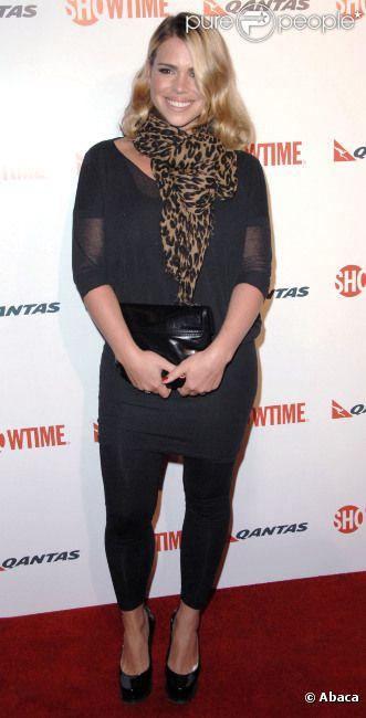 Billie Piper à Los Angeles le 12 janvier 2009