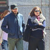 Maggie Gyllenhaal enceinte et son frère Jake : Promenade entre stars