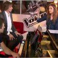 Louise dans The Voice, samedi 7 avril 2012 sur TF1