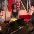 Sacha dans The Voice, samedi 7 avril 2012 sur TF1