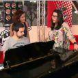 Amalya dans The Voice, samedi 7 avril 2012 sur TF1