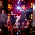 Jenifer et ses talents dans The Voice, samedi 7 avril 2012 sur TF1