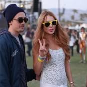 Lindsay Lohan, Tallulah Belle et Emile Hirsch : Le bonheur à Coachella !