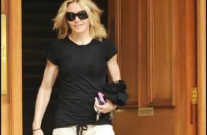 PHOTOS : Madonna,  c'est quoi cette tenue ?