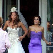 Desperate Housewives: Vanessa Williams en mariée paniquée aidée par Eva Longoria