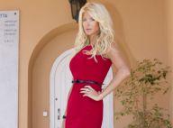 Victoria Silvstedt dévoile ses jambes à Monte-Carlo sous les yeux de Björn Borg