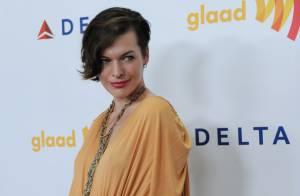 Chaz Bono : Honoré devant Milla Jovovich, sublime, et Gilles Marini, amoureux