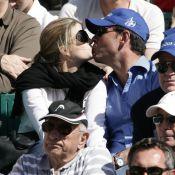 Masters de Monte-Carlo : Athina Onassis et Doda, des spectateurs très amoureux