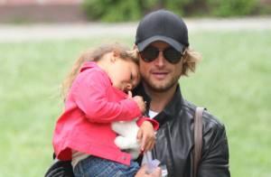 Gabriel Aubry, ex d'Halle Berry : Joli moment de tendresse avec sa fille Nahla