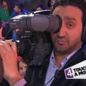 Cyril Hanouna : Irrésistible dans la peau du pire cameraman de France