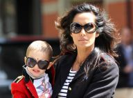 Shiloh, la fille d'Angelina Jolie, copiée par l'enfant de Padma Lakshmi
