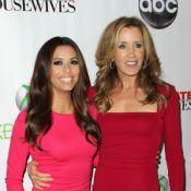 Eva Longoria et Felicity Huffman sexy pour leur adieu à Desperate Housewives
