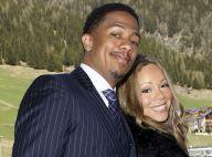 Mariah Carey, moulée dans une combinaison rouge pour un show en plein air