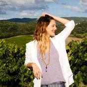 Drew Barrymore, enceinte dans les vignes : ravissante productrice de vin