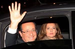 François Hollande et sa compagne Valérie: La folle soirée du couple présidentiel