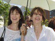 Jane Birkin et Charlotte Gainsbourg : Mère et fille réunies pour chanter Serge