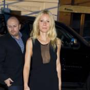 Gwyneth Paltrow : Un décolleté troublant devant une Diane Kruger superbe