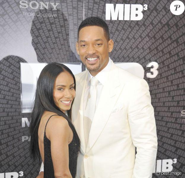 Will Smith et sa femme Jada ont fait sensation lors de la première de Men in Black 3 à Paris. Le 11 mai 2012